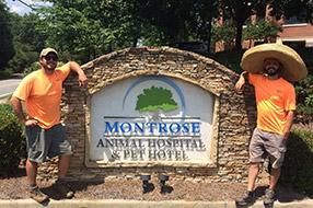 Montrose Animal Hospital Going Green